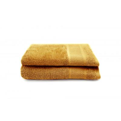 2-er Set Handtücher Gigi 30 x 50 cm | Safran