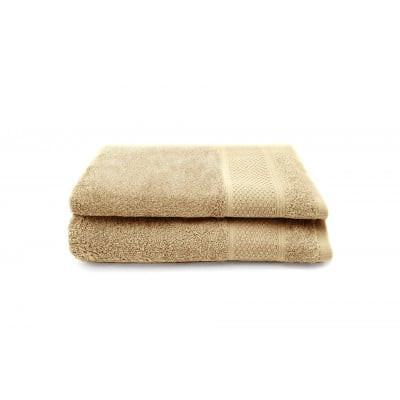 Set of 2 Bath Towels Gigi 50x100 cm | Savannah