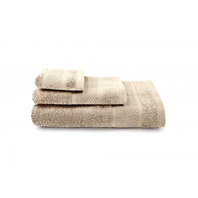 Set of 3 Towels Gigi | Taupe
