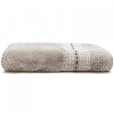 2-er Set Badetücher Tom 50 x 100 cm | Beige