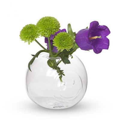 Vase Smiley | Glas