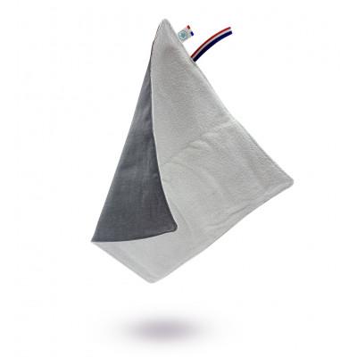 Handtuch Nomade | Grau