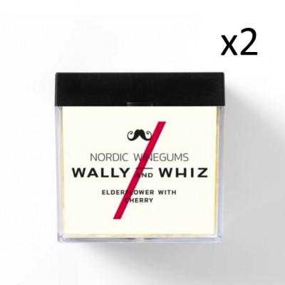 Weingummis 2er-Set | Holunderblüten / Kirsche