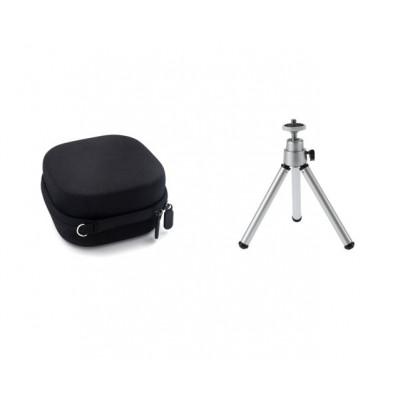 Set Stativ und Reisekoffer für Lenso Space