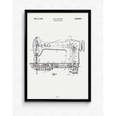 Print   Sewing Machine