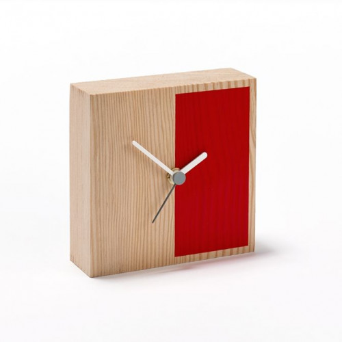 Secondary Clock Half | Red