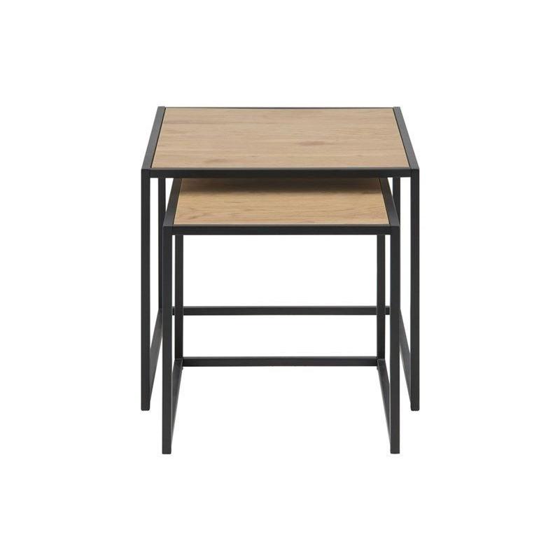 Mordo Coffee Table Set of 2 | Oak