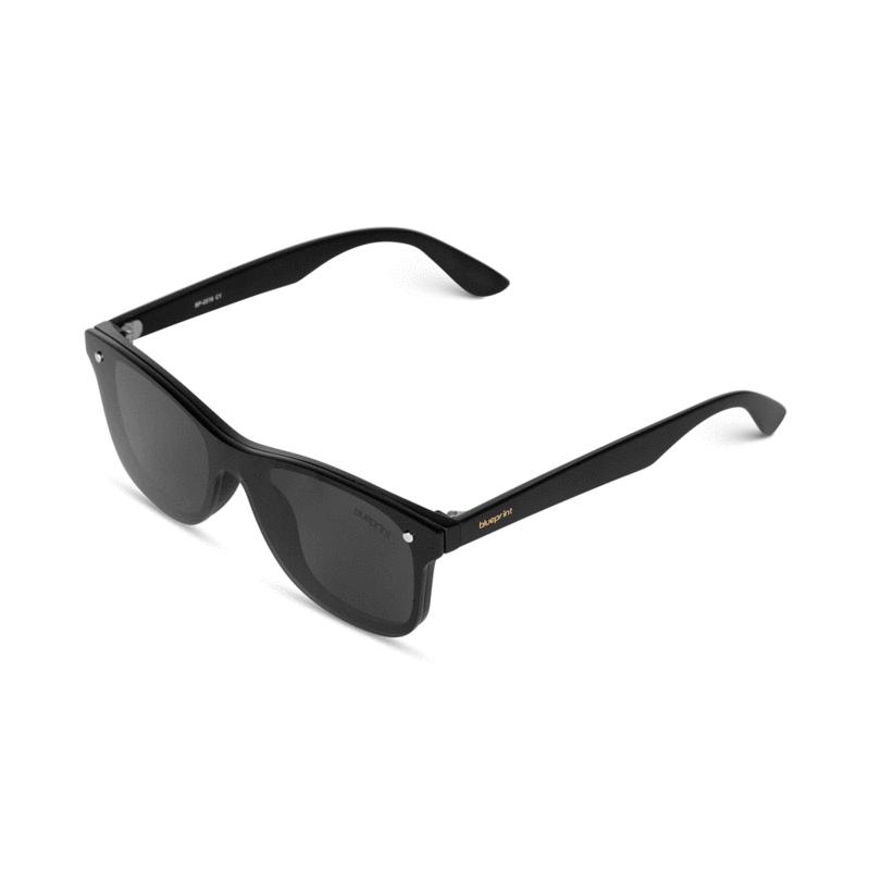 Sonnenbrille Senna   Rauchschwarz