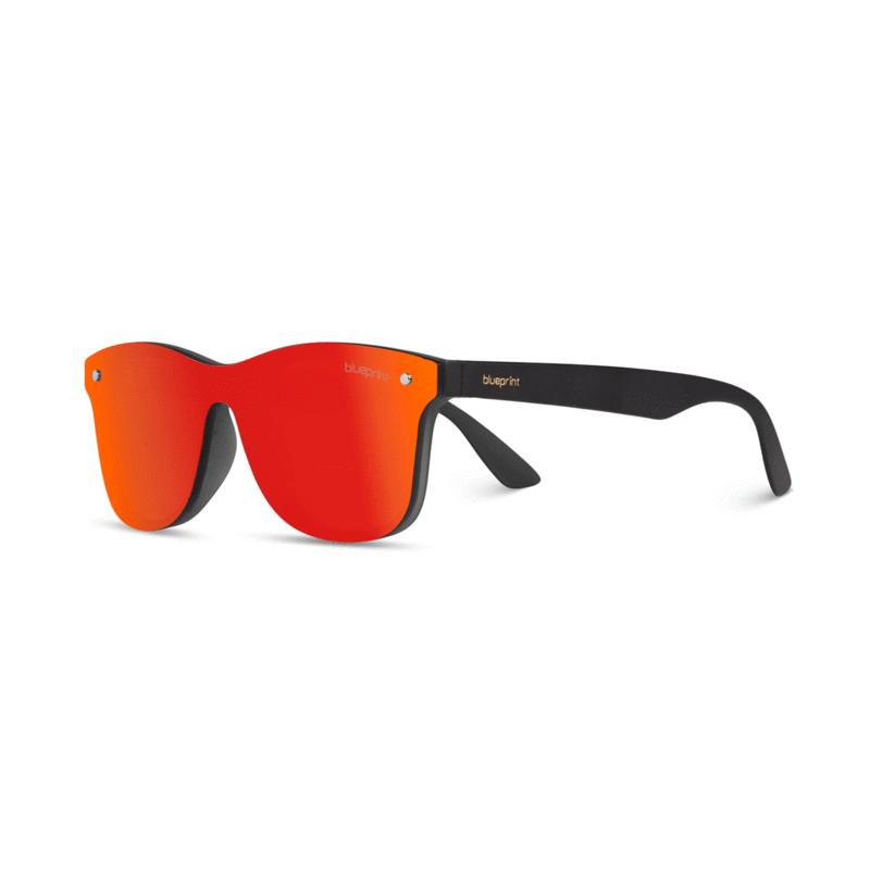 Sonnenbrille Senna | Schwarz Feuer