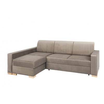 Ecke Sofabett Links Stable | Beige