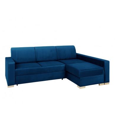 Ecke Sofabett Rechts Stable | Blau