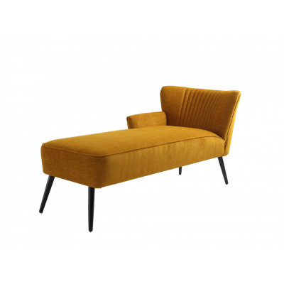 Lounge Chair Harry L | Curry