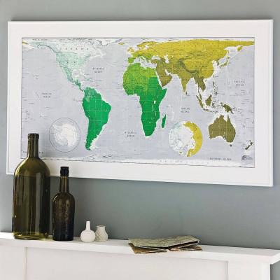 Zukunftskarte Smaragd