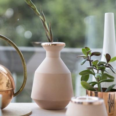 Kleine Vase 'Tunesia Made