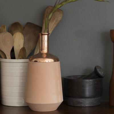 Hohe Vase 'Tunesia Made