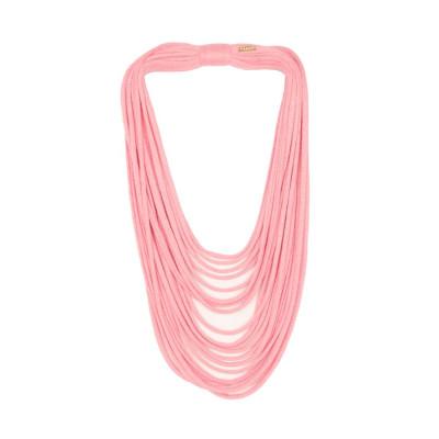 Basic Lace Scarf | Pink