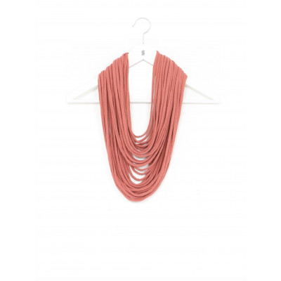Lace Solid | Coral