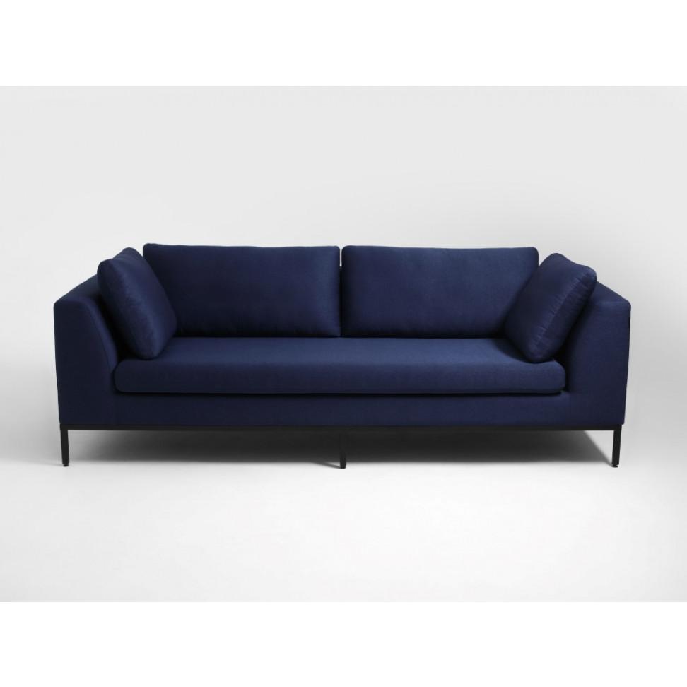 3-Sitzer-Sofa-Ambiente   Inkjet / Metall-Beine