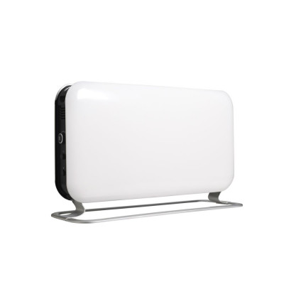 Convection Heater 2000W + LED | White