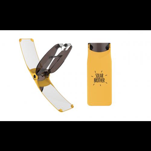 Solar-Feuerstarter Suncase Gear | Gelb