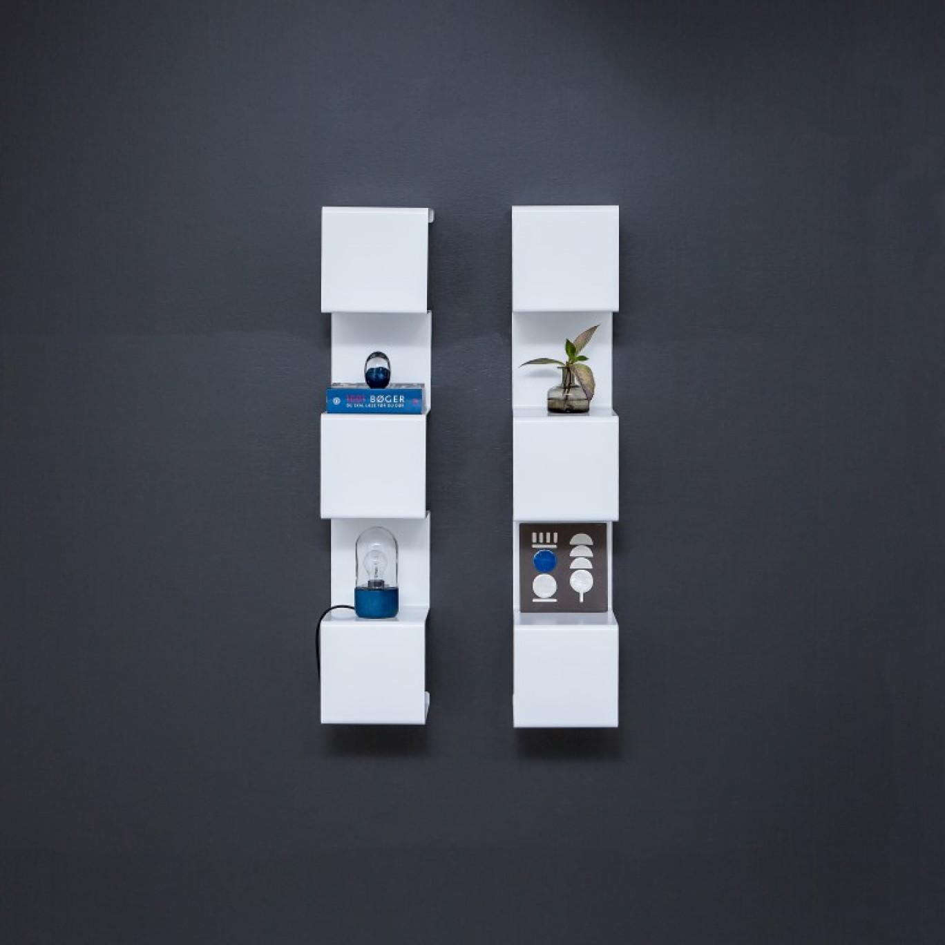 Shelf Showcase #4 | White
