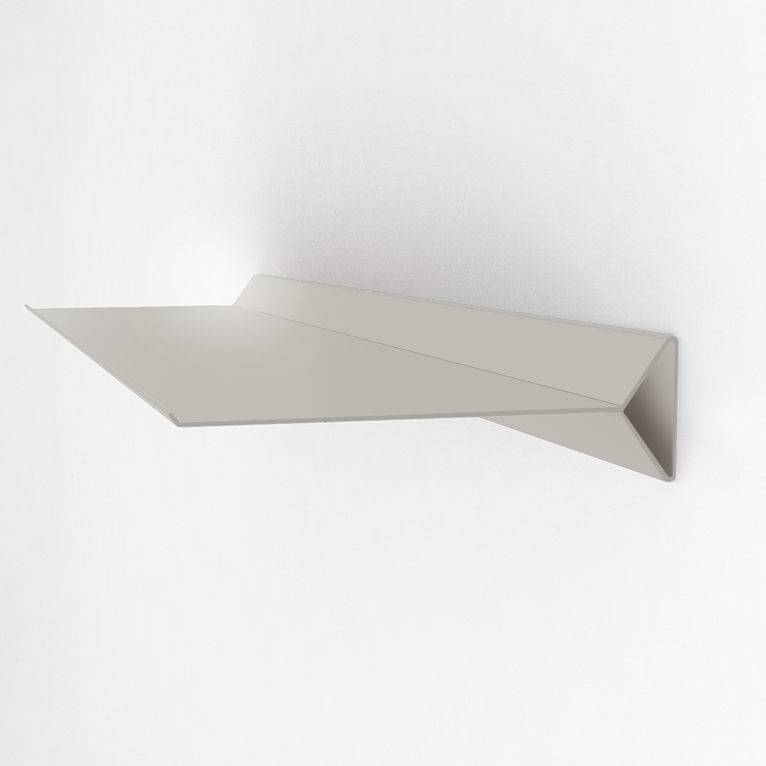 Shelf  Out of Shape | Light Grey