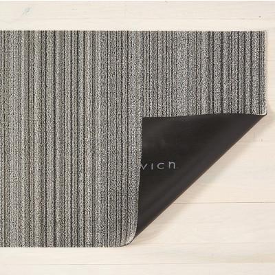 Fußmatte Shag Skinny Stripe 46 x 71 cm | Birch