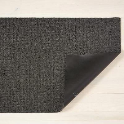 Fußmatte Shag Solid 46 x 71 cm | Mercury