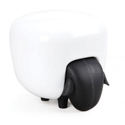 Schachtel Schaf | Schwarz-Weiß