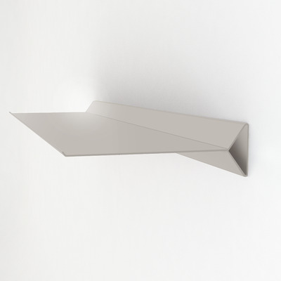 Regal Out of Shape | Hellgrau - 78 cm