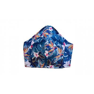 Schutzmaske M11 | Blaue Blume