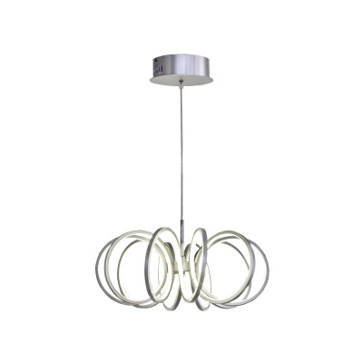 Silver LED Suspension | Shine 2