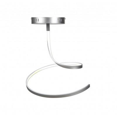 Silver LED Suspension | Shine 6