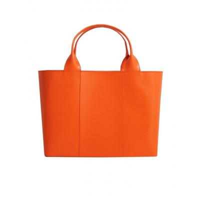 Einkaufstasche Tangerine Orange
