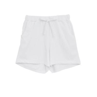 Short Baumwolle   Weiß