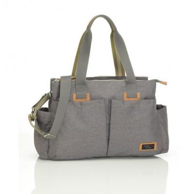 Shoulder Bag | Grey