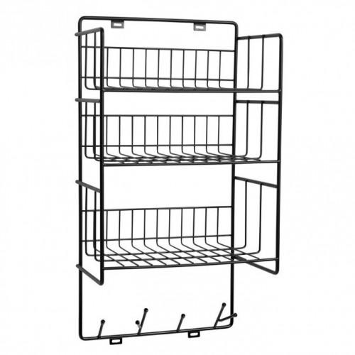 Triple Shelf | Black