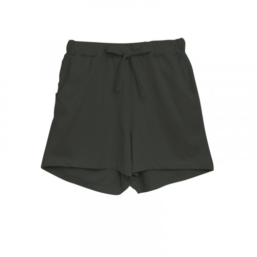 Short Baumwolle | Dunkelgrau