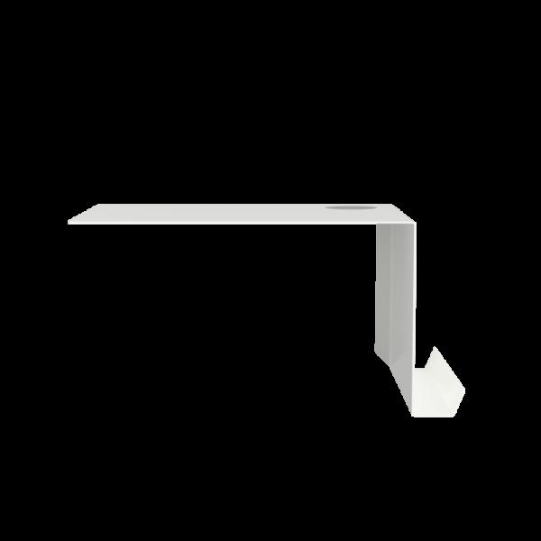 SHELVE02 W. FELT | Weiß rechts
