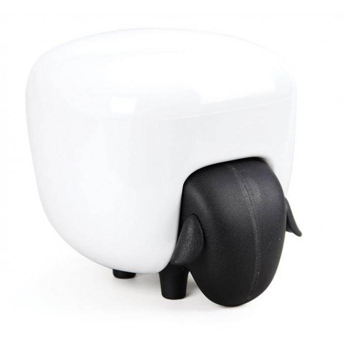 Schachtel Schaf   Schwarz-Weiß