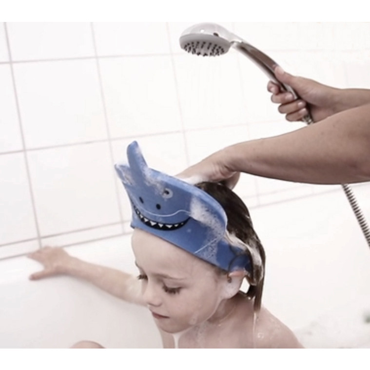 Bonnet de Douche Pour Enfants | Requin