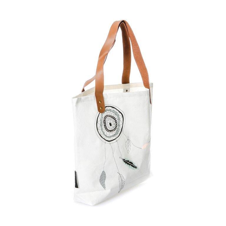 Shopping Bag Dreamcatcher