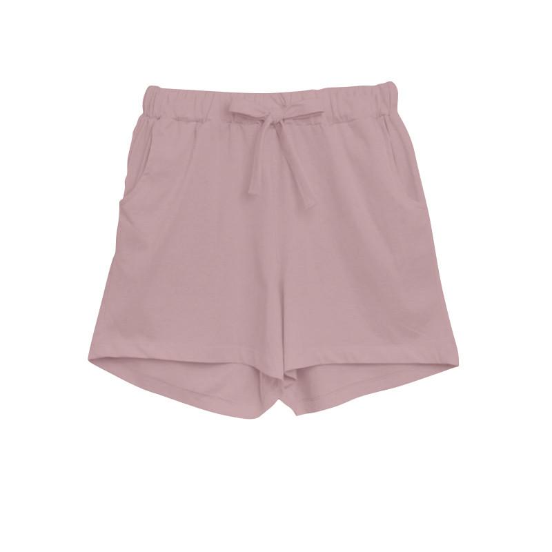 Short Baumwolle | Rosa