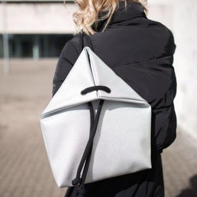 Backpack Raja | Silver