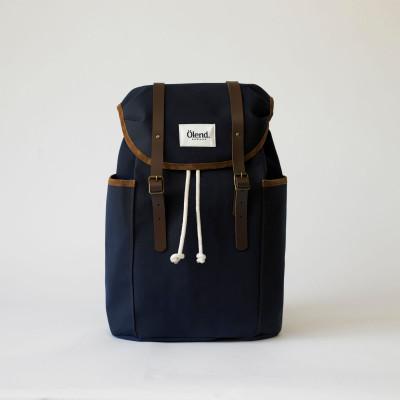 Sienna Backpack | Navy