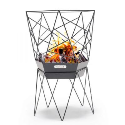 Holzkohle-Barbecue Sierra