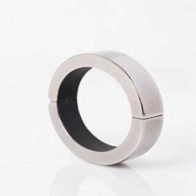 Q Bracelet   Polished Silver