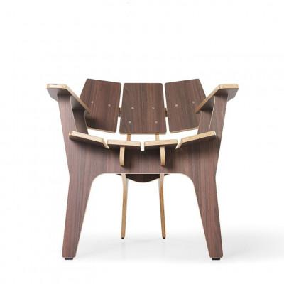 Elephant Lounge Chair | Birken-Sperrholz