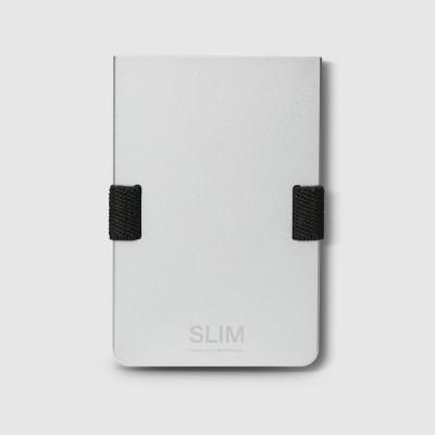 Portemonnaie Slim | Silber