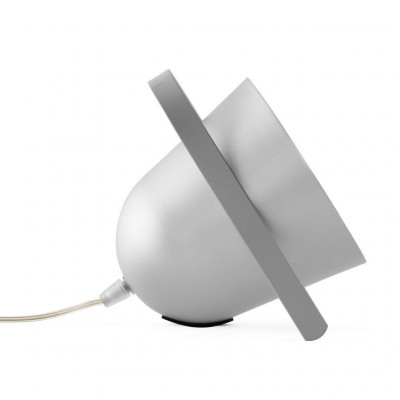 Elmetta Smart Colorful Table Lamp   Silver